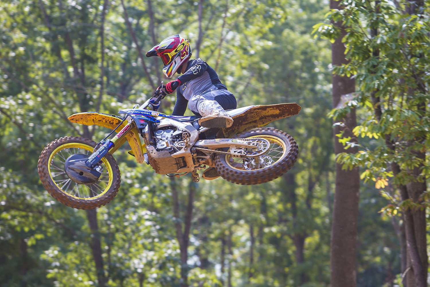Chad Reed In For Ironman National with JGR