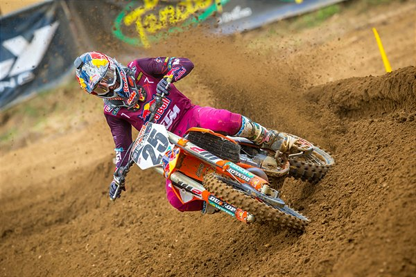 REVISED: MUSQUIN BATTLES TO A PODIUM FINISH AT BUDDS CREEK NATIONAL