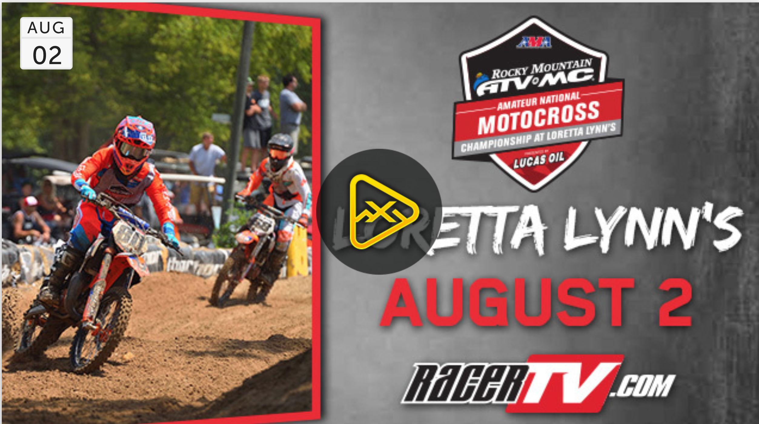 Archive – 2018 Loretta Lynn Amateur MX – Day 3