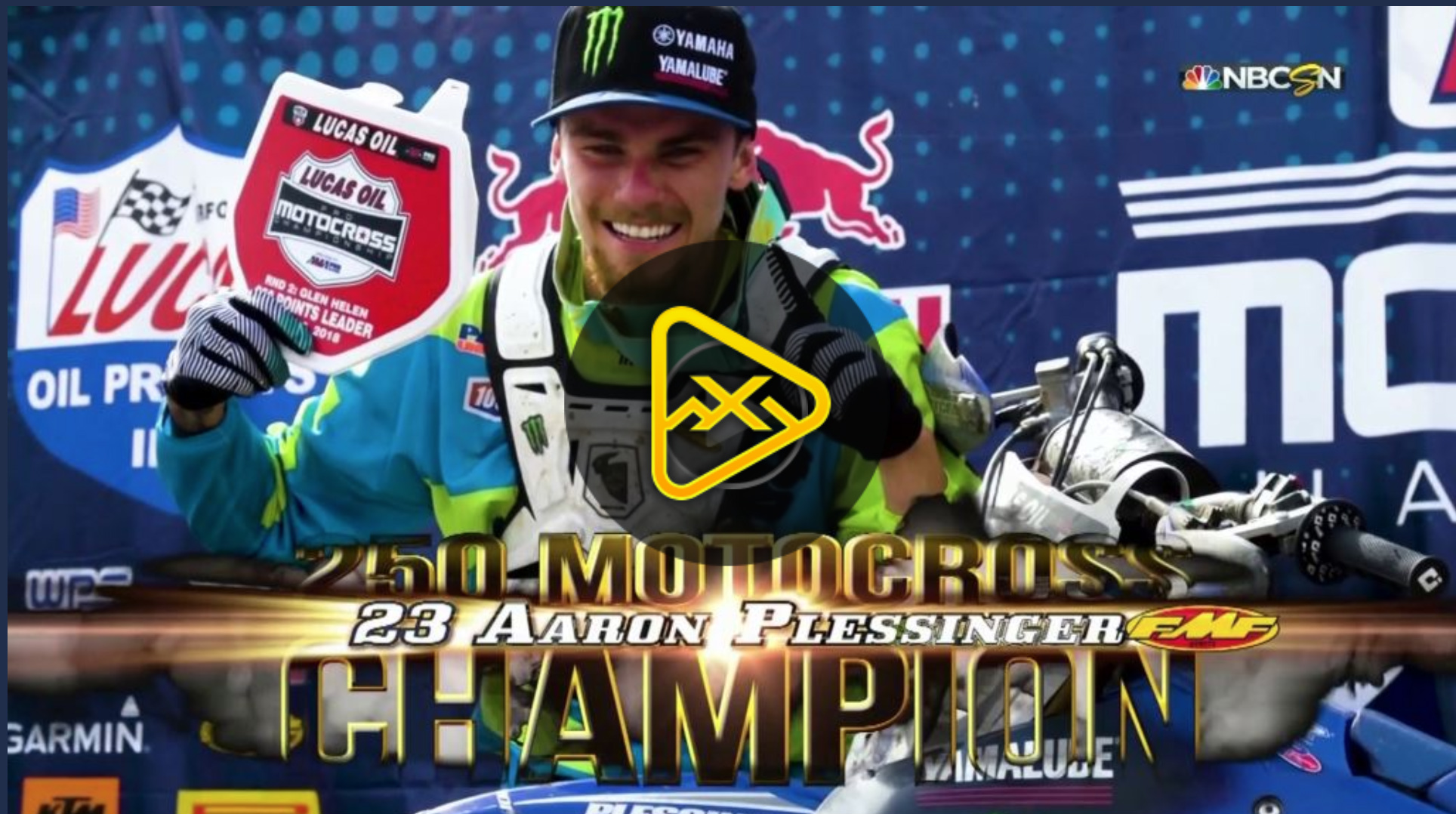 Aaron Plessinger's Road to the 250 Championship