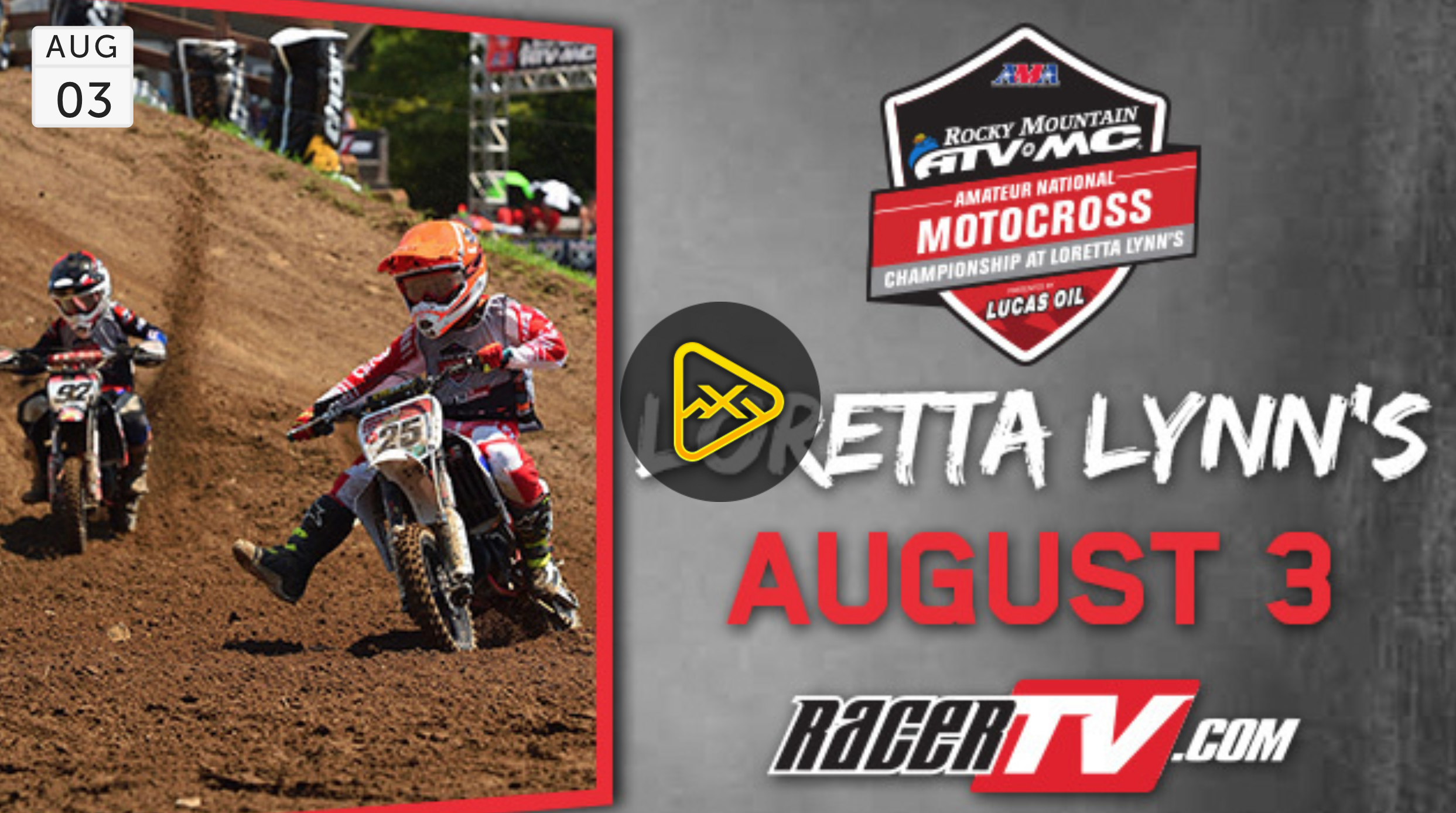 Archive – 2018 Loretta Lynn Amateur MX – Day 4