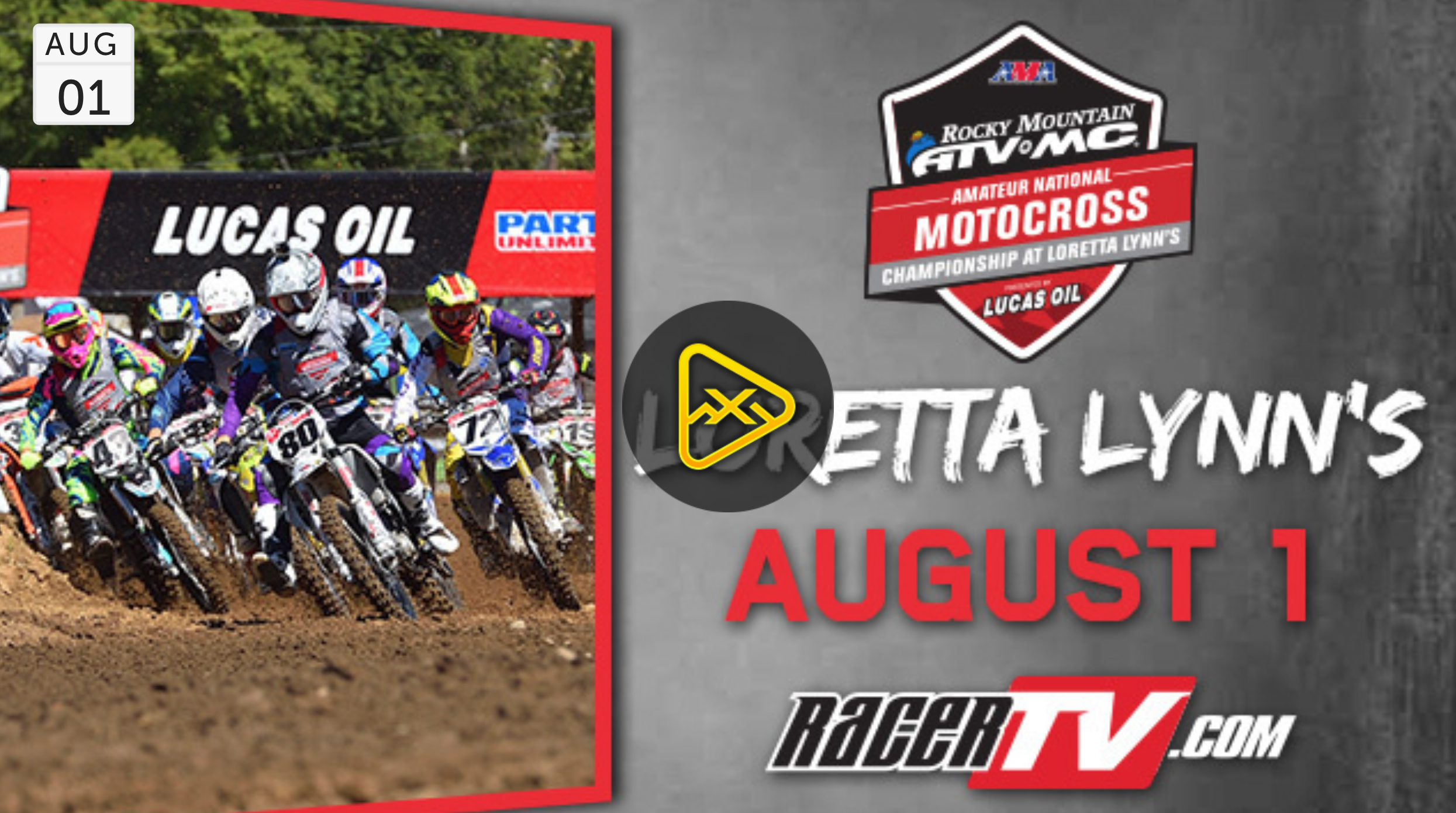 Archive – 2018 Loretta Lynn Amateur MX – Day 2
