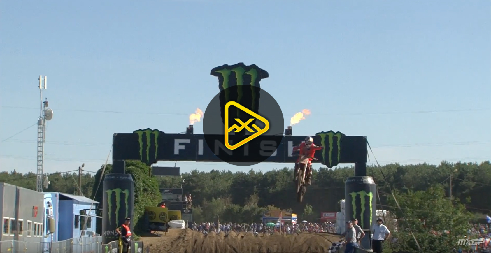 Highlights from 2018 MXGP of Belgium