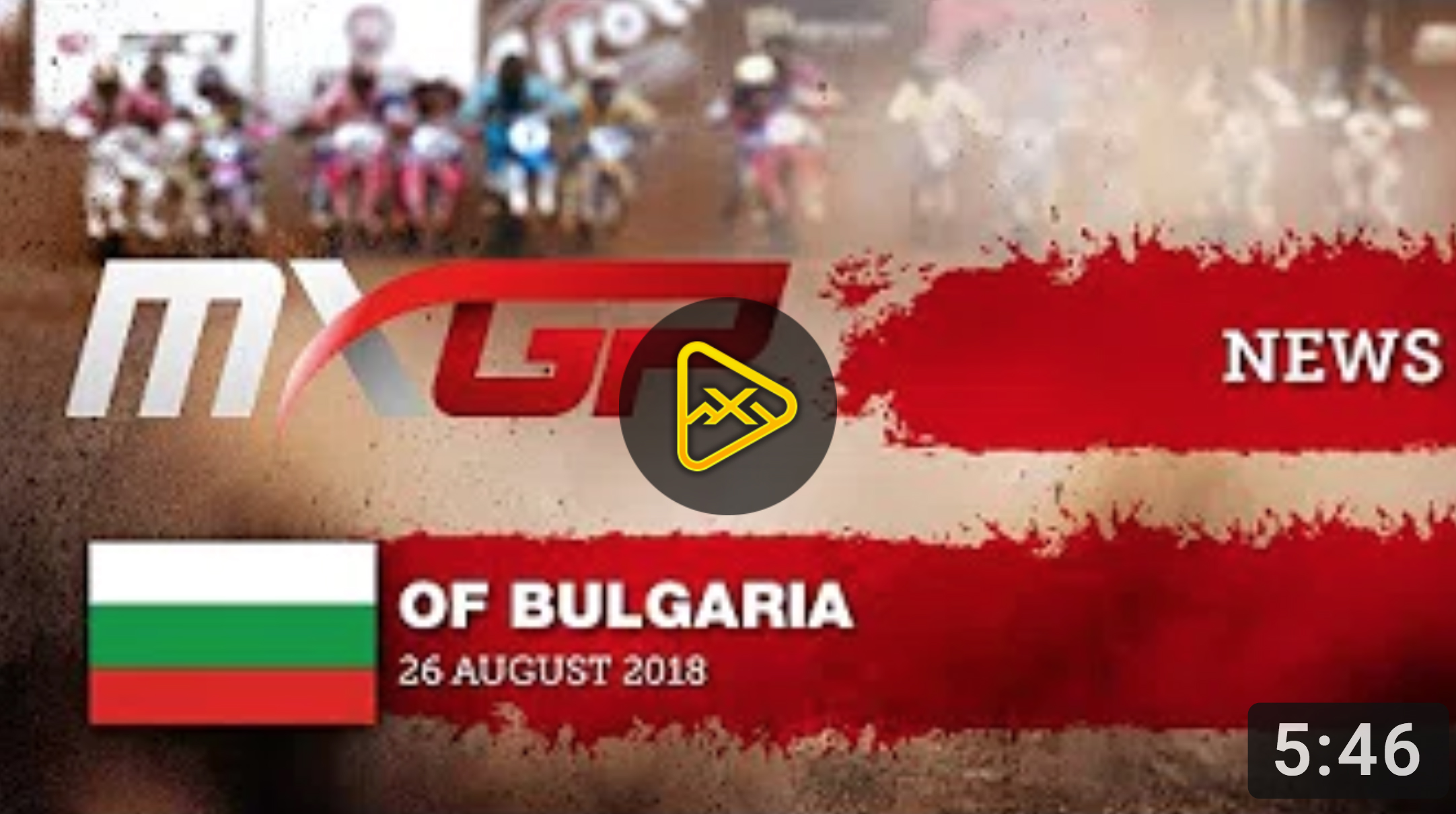 2018 MXGP of Bulgaria Highlights