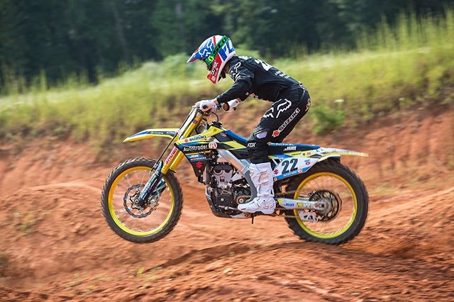Chad Reed Racing SX on JGR / Suzuki?