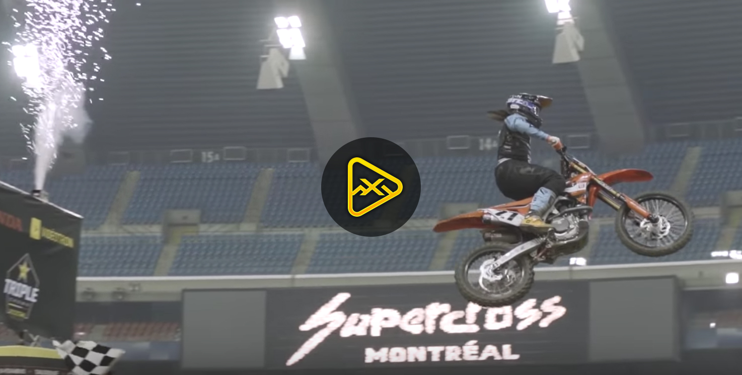 2018 Montreal SX Official Highlights