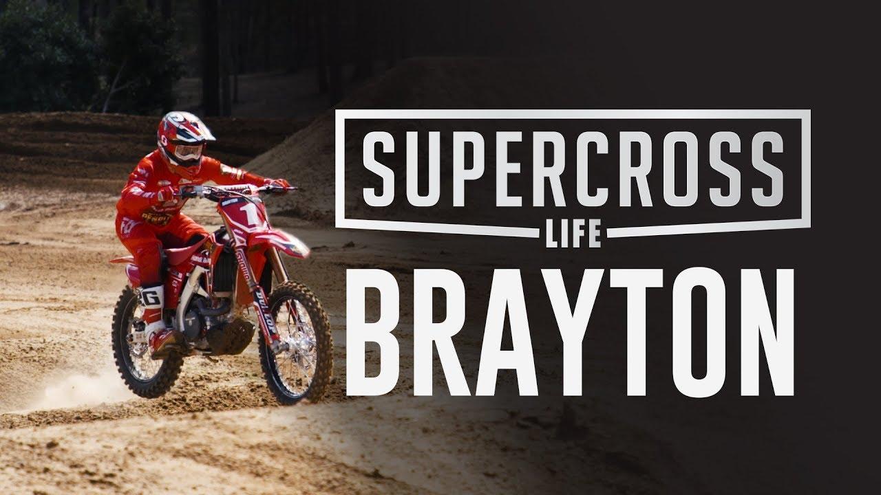 Justin Brayton – Supercross Life