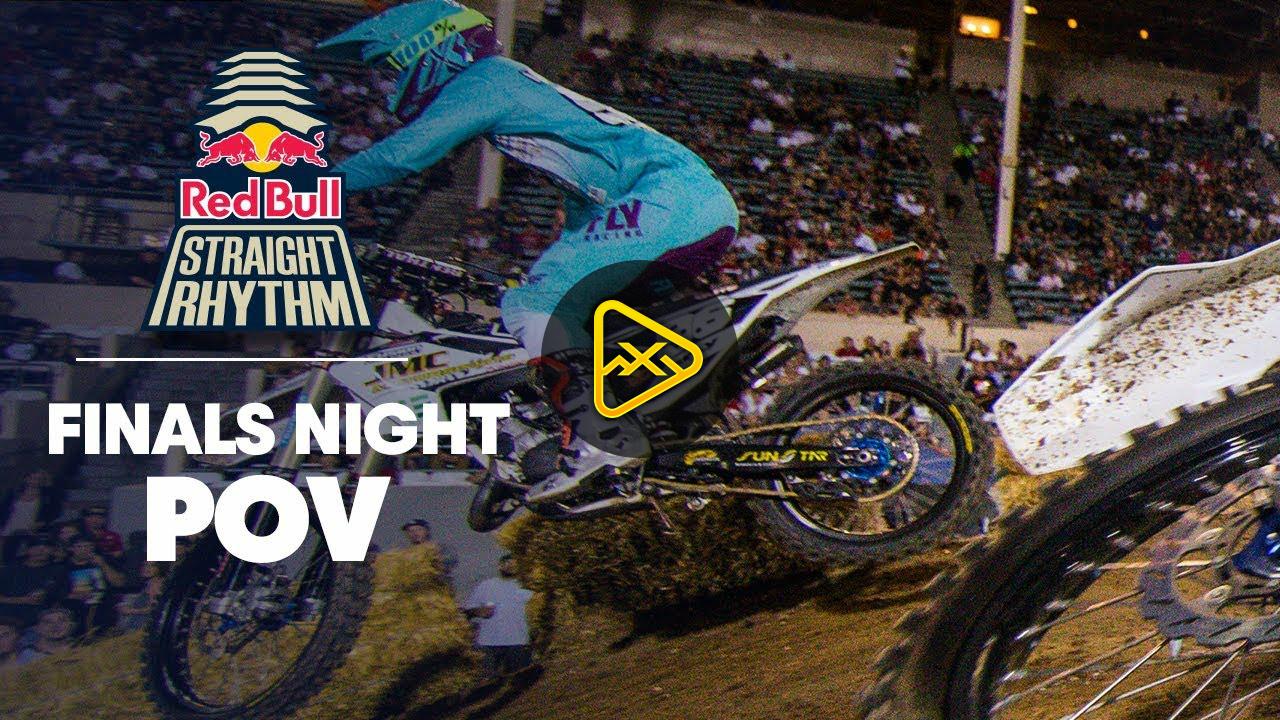 Helmet Cam: Ryan Surratt on 125 – 2018 Red Bull Straight Rhythm