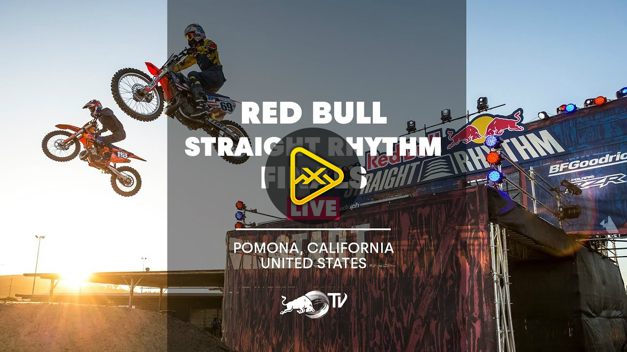 Watch 2018 Red Bull Straight Rhythm – Full Show