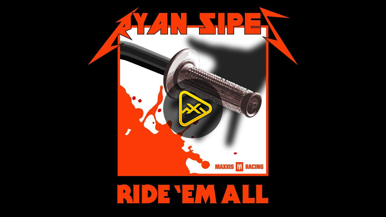 Ryan Sipes – Ride 'Em All