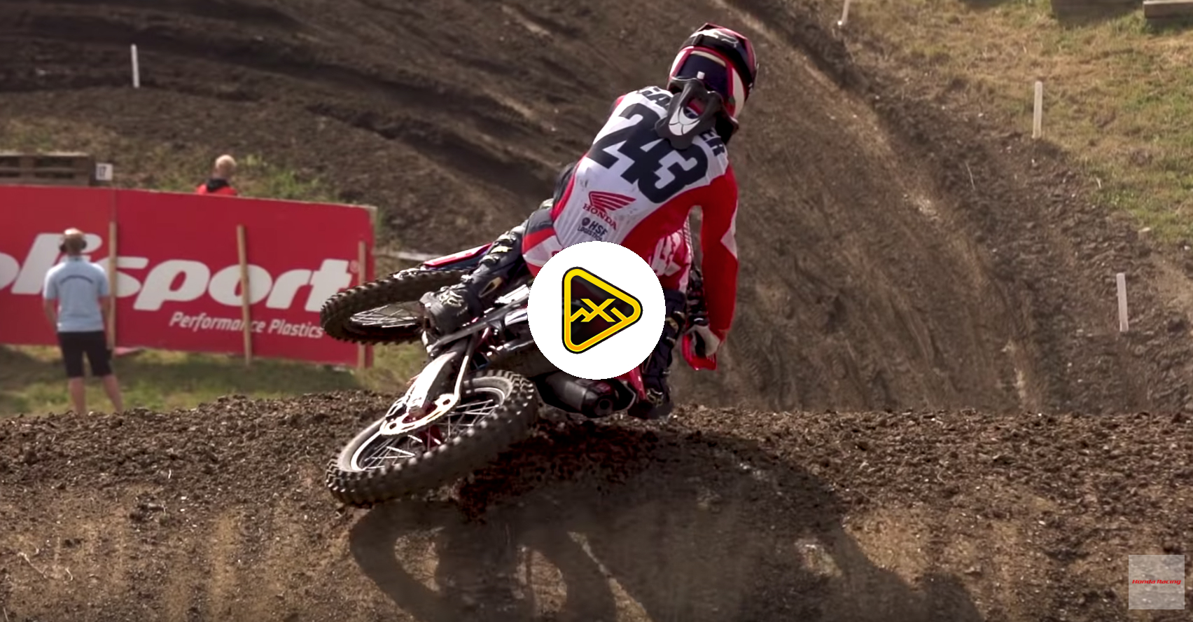 Science of Scrub Episode 3 with Tim Gajser