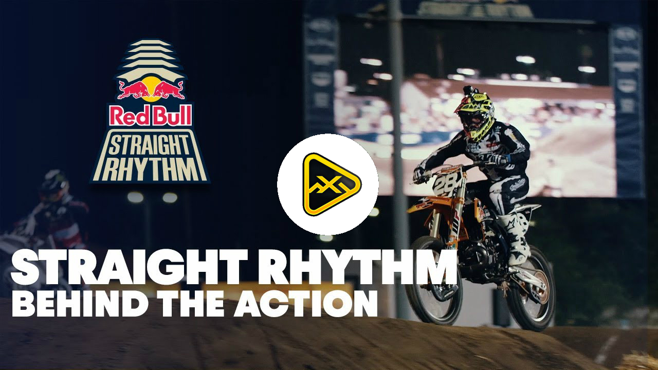 2018 Red Bull Straight Rhythm – Behind the Action