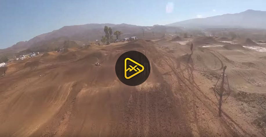 Helmet Cam: Aaron Plessinger at Test Track