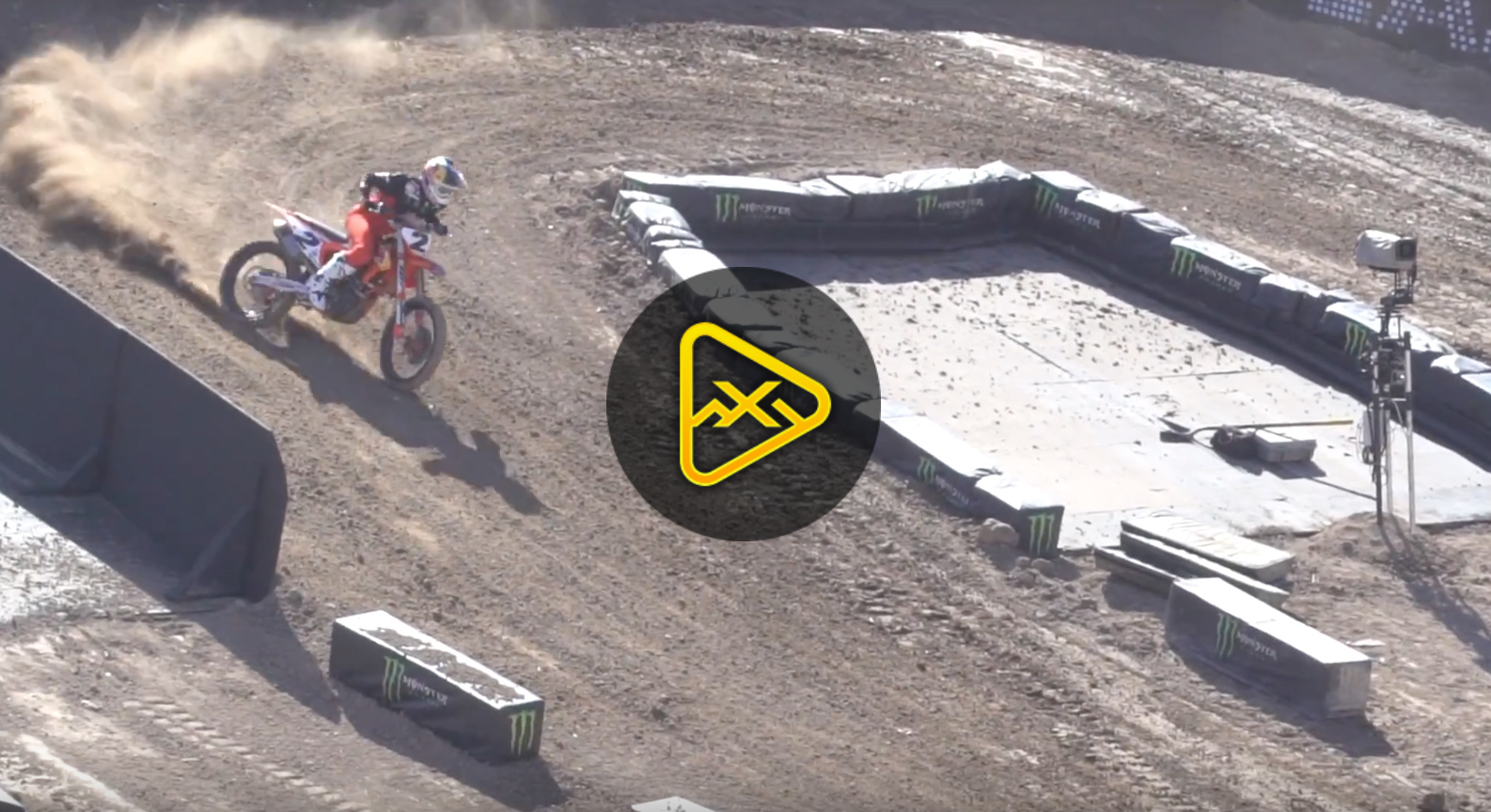 2018 Monster Energy Cup Press Day Raw