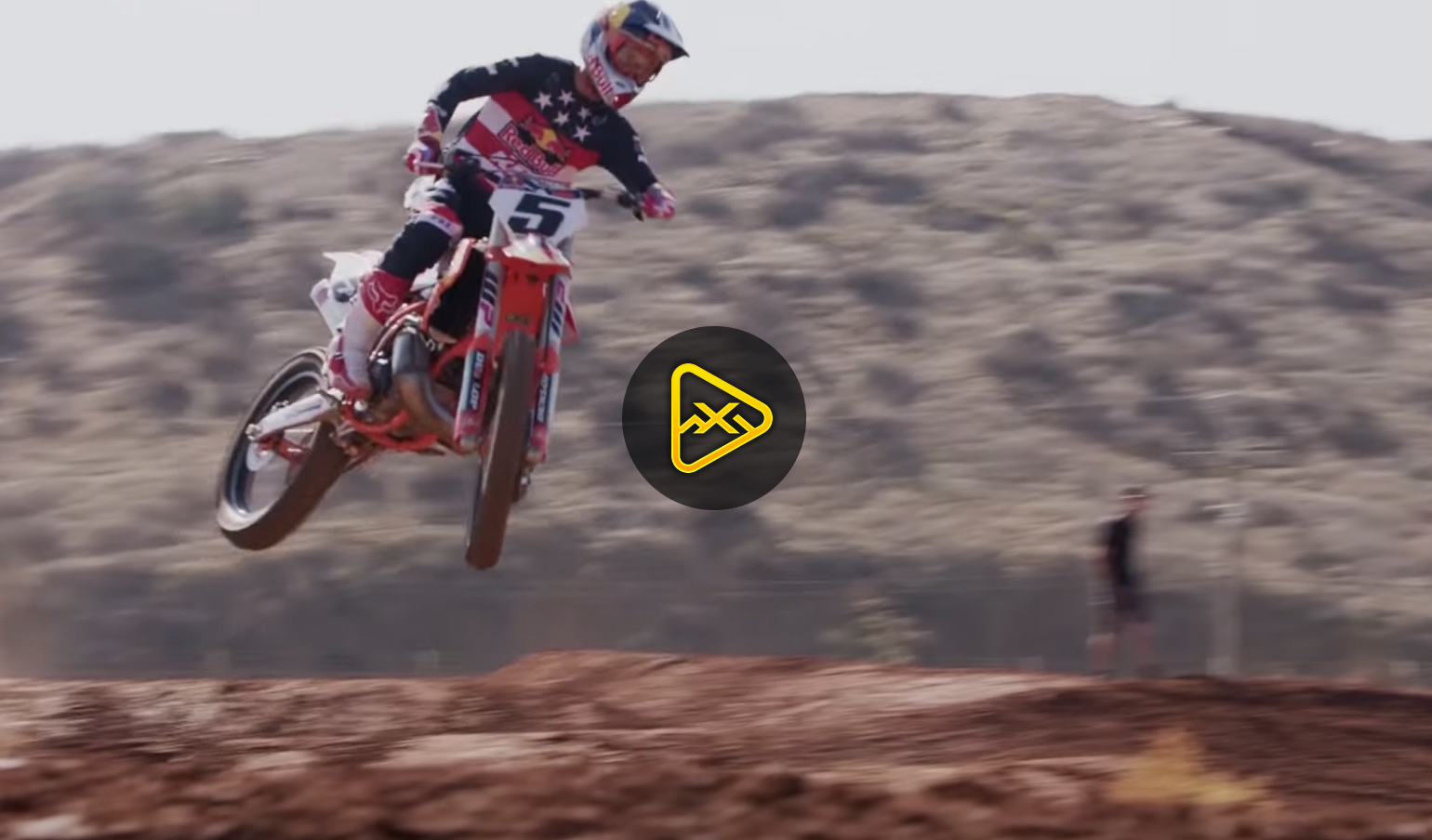 Ryan Dungey Two Stroke Testing – Red Bull Straight Rhythm