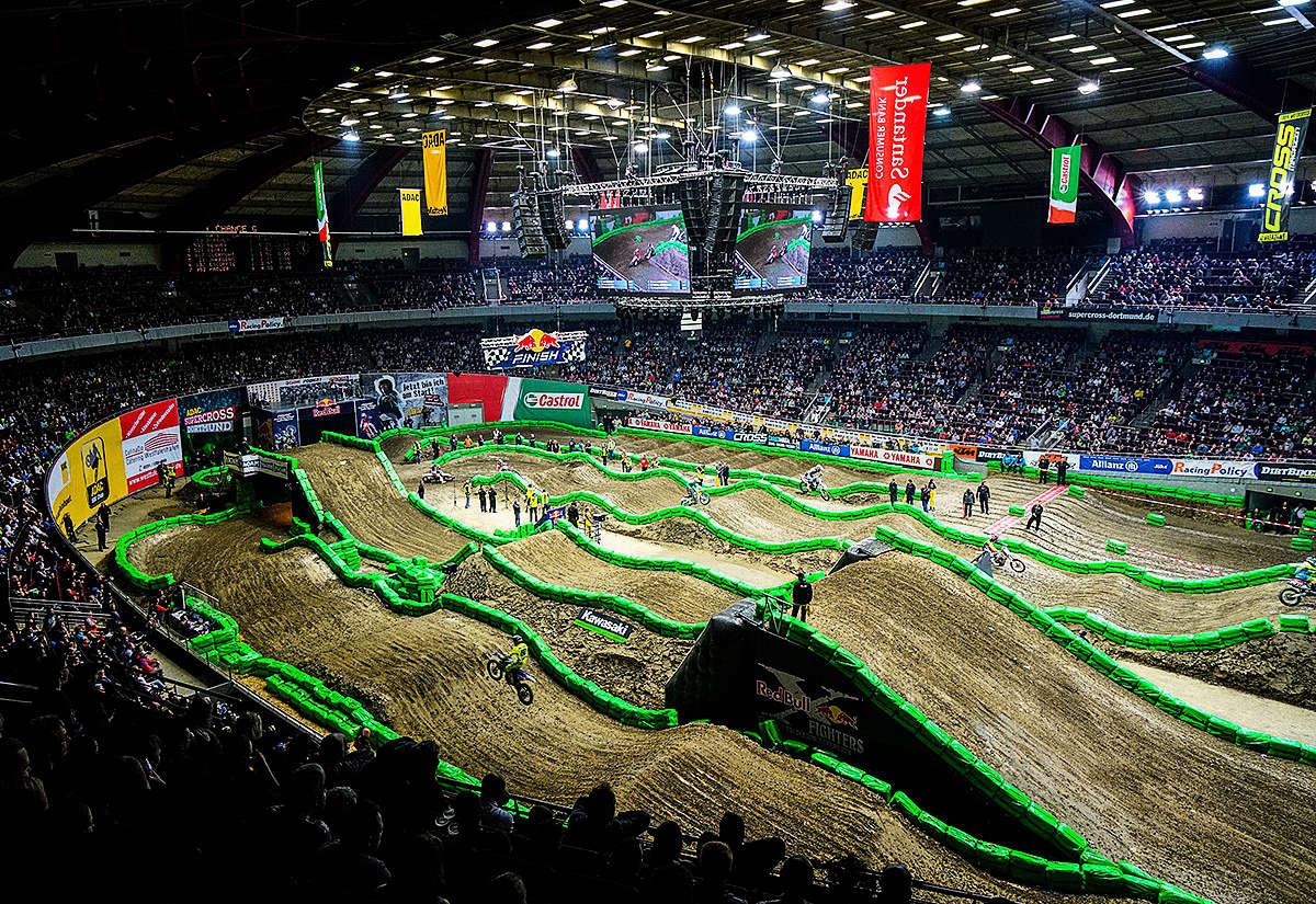 Stuttgart Supercross – Pre-Entry List