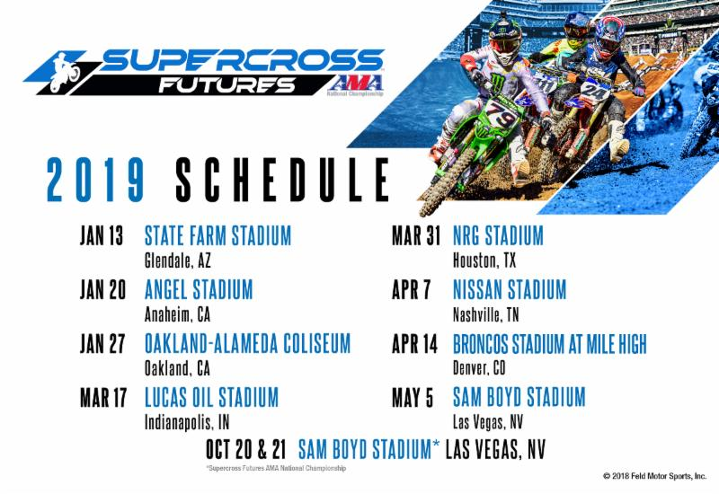 Supercross Futures [Amateur SX] Registration Now Open
