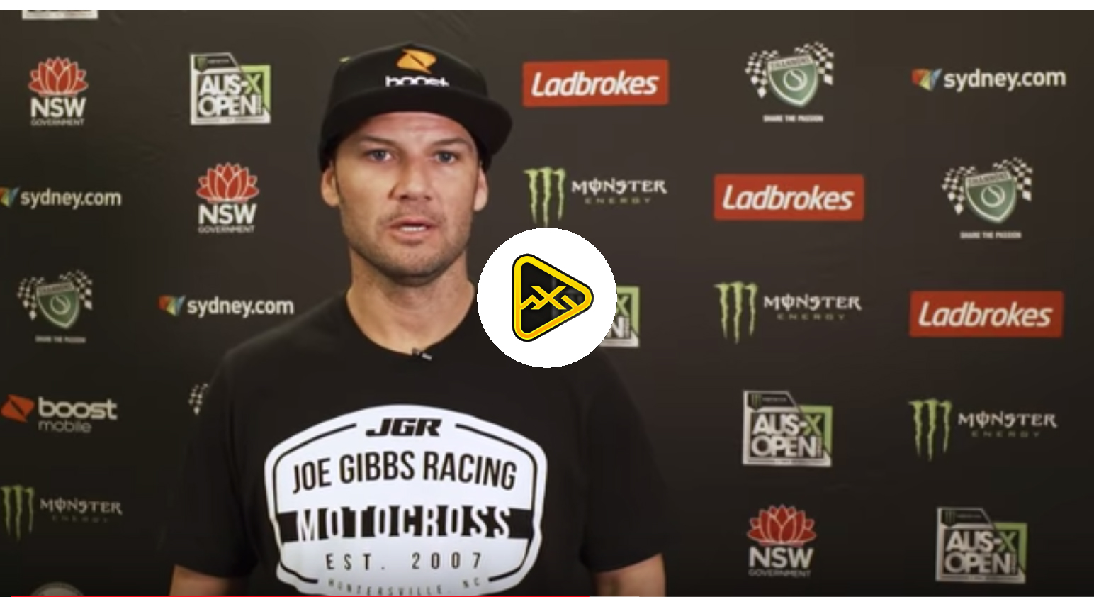 Jason Anderson and Chad Reed Interviews – AUS-X Open