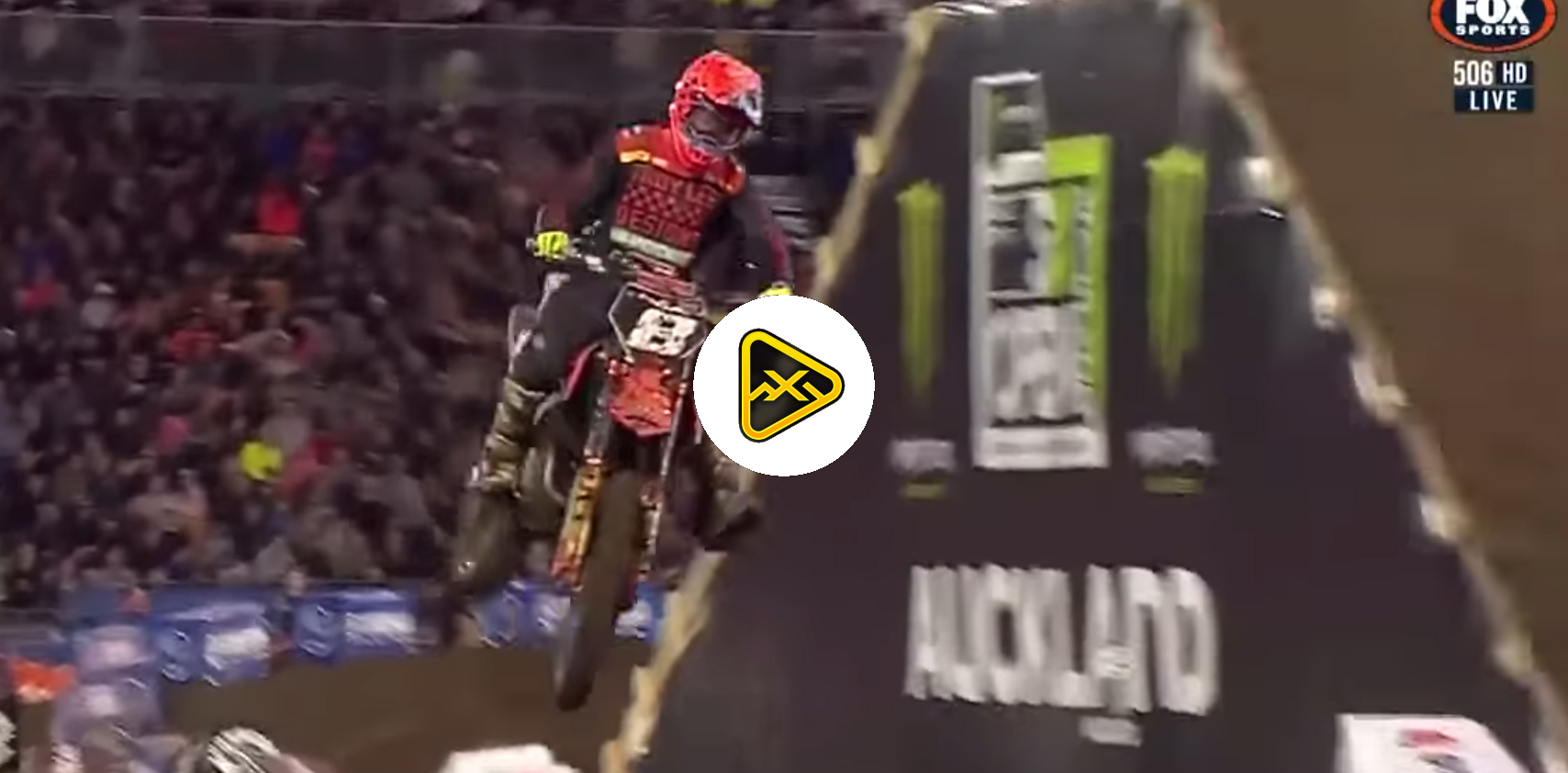 Full SX2 Final – 2018 SX Open Auckland