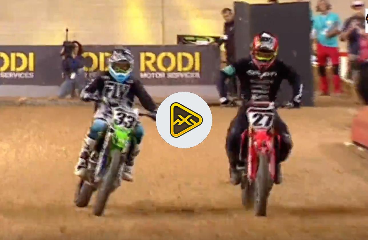 Malcom Stewart VS Josh Grant – Head-2-Head at Barcelona SX