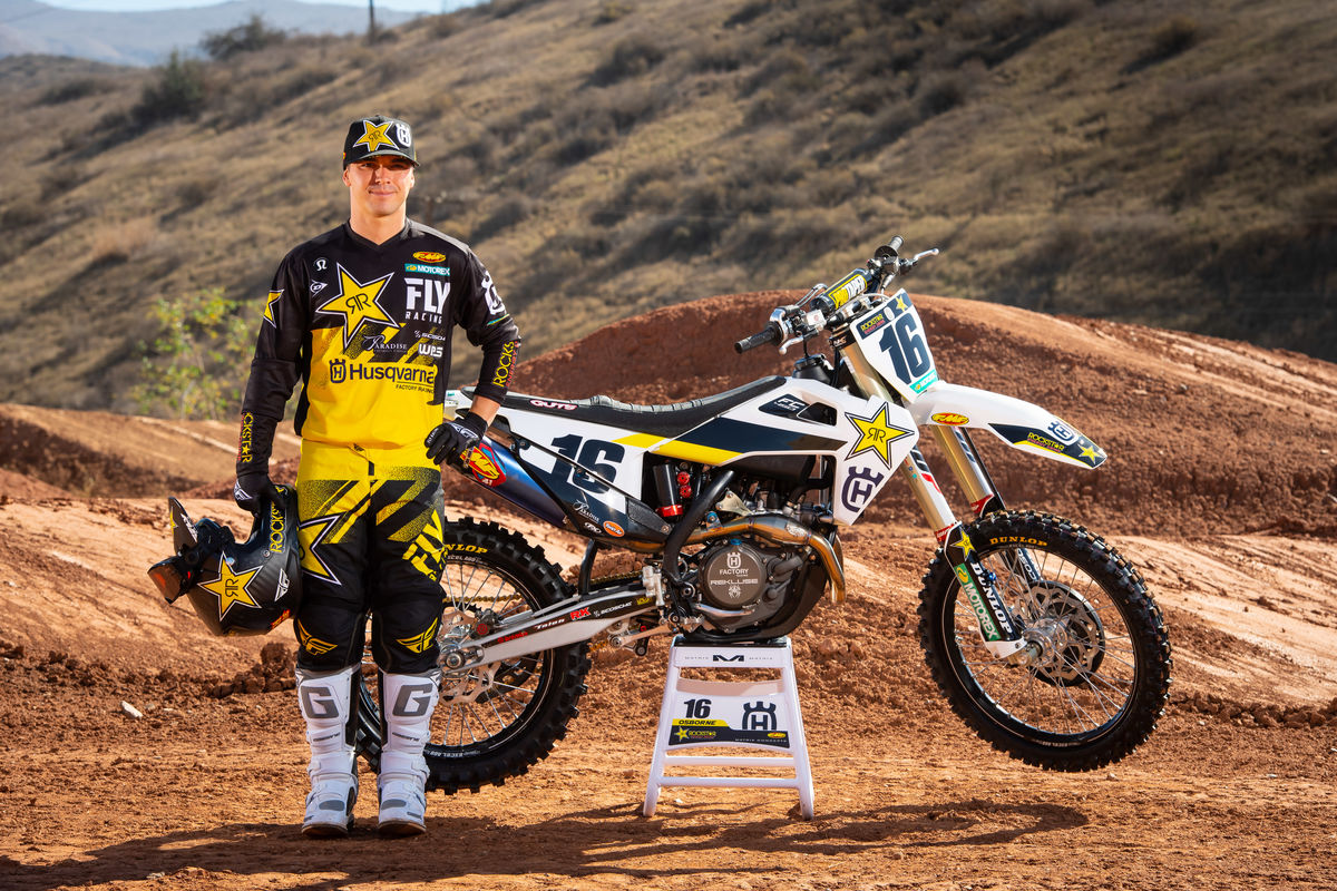 a511aa81 Check out the team's 2019 photo shoot featuring #1 Jason Anderson (450),  #16 Zach Osborne (450), #36 Michael Mosiman (250), #52 Jordan Bailey (250)  and #112 ...