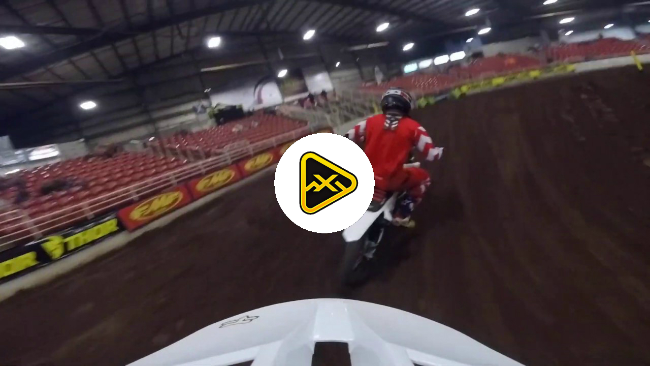 Helmet Cam: Kyle Bitterman – 250A *FRIDAY Main Event*