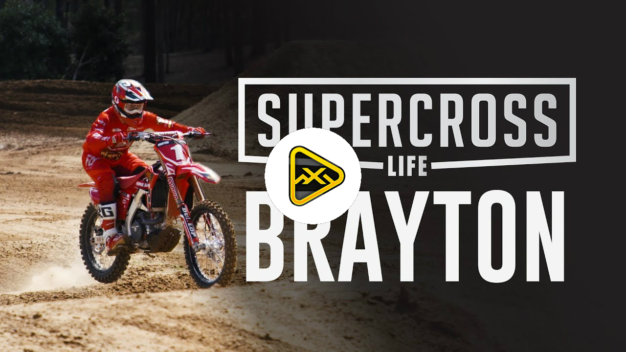 Supercross Life | Justin Brayton – 'Threepeat'