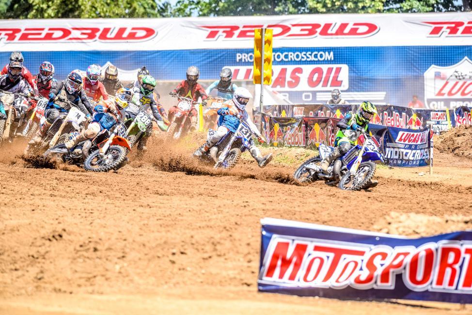 Lucas Oil Pro MX Championship Expands Amateur Racing Program
