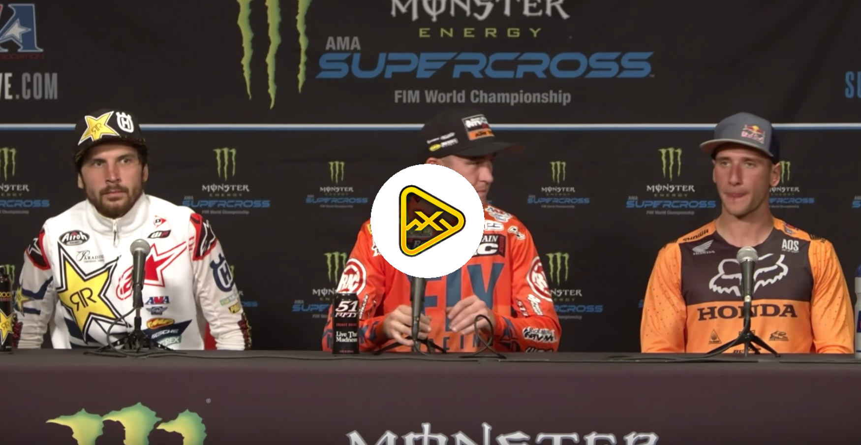 450 Press Conference – 2019 Glendale SX