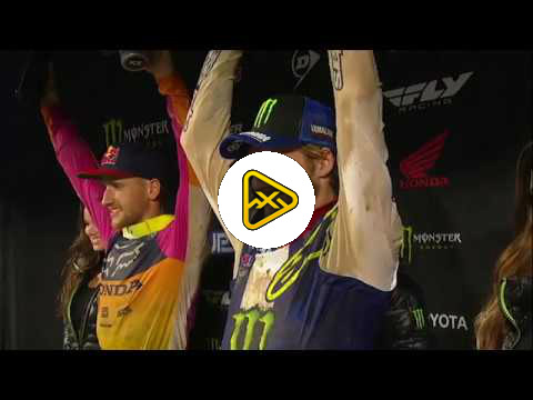 450SX Highlights  – 2019 Anaheim 1 SX