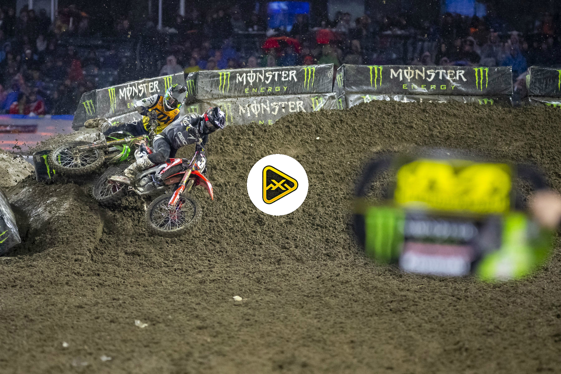 Hampshire Serves up Some Payback to Cianciarulo