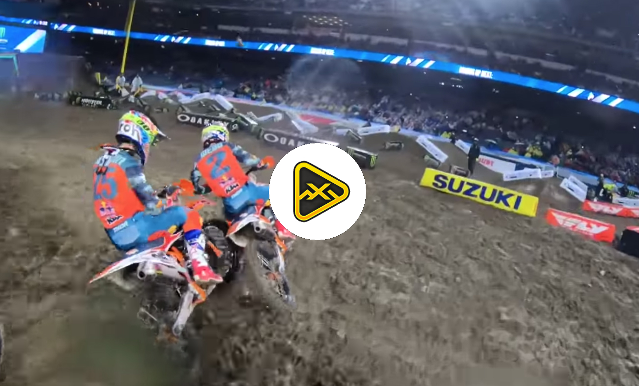 GoPro: 2019 Anaheim 1 SX – Cianciarulo, Mcelrath, Seely & More