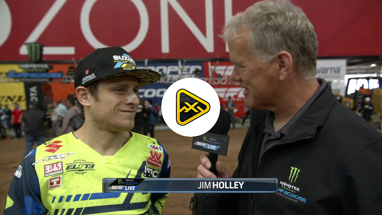 Jimmy Decotis Interview – 2019 Glendale SX