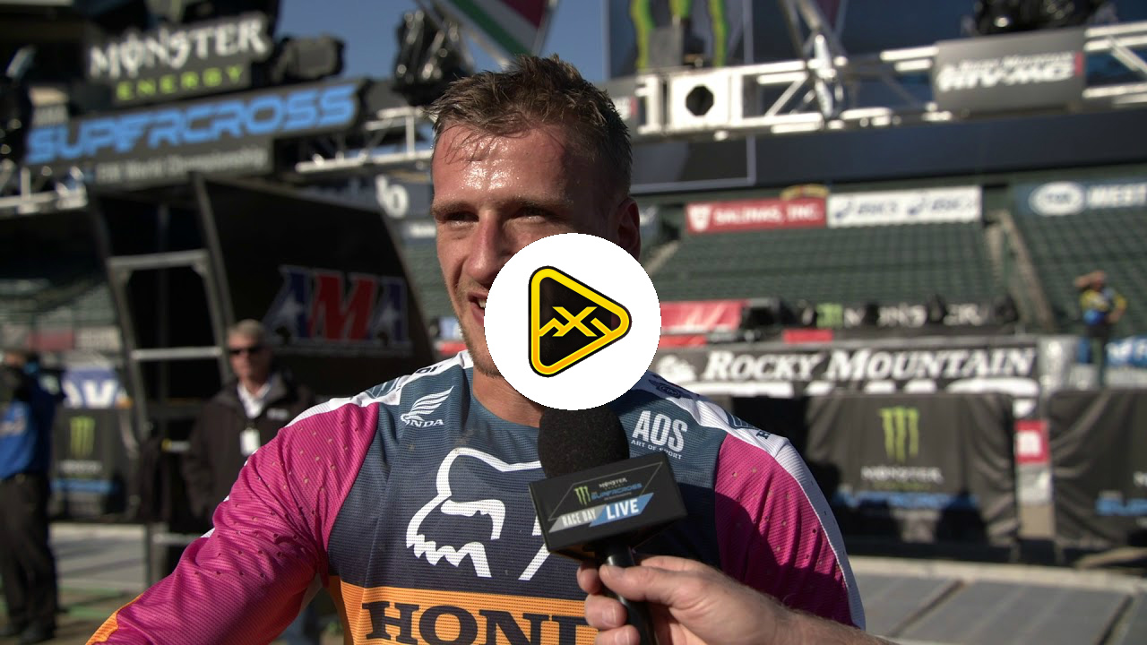 Ken Roczen Interview – A1