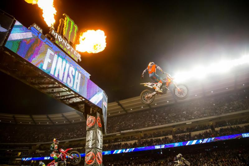 Race Report: 2019 Anaheim 2 SX