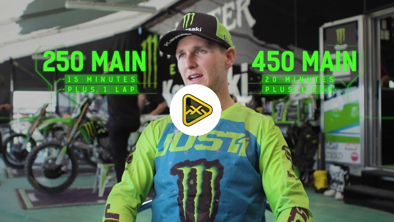 Science of Supercross | Ep 41 (250 vs 450)