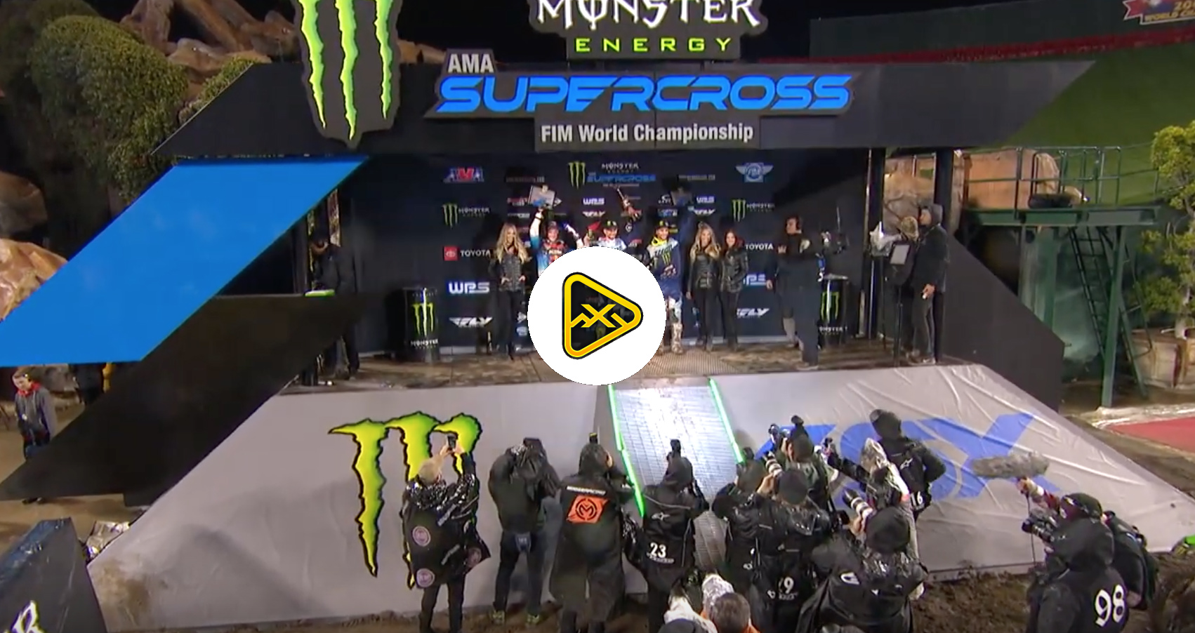 250SX Highlights  – 2019 Anaheim 1 SX
