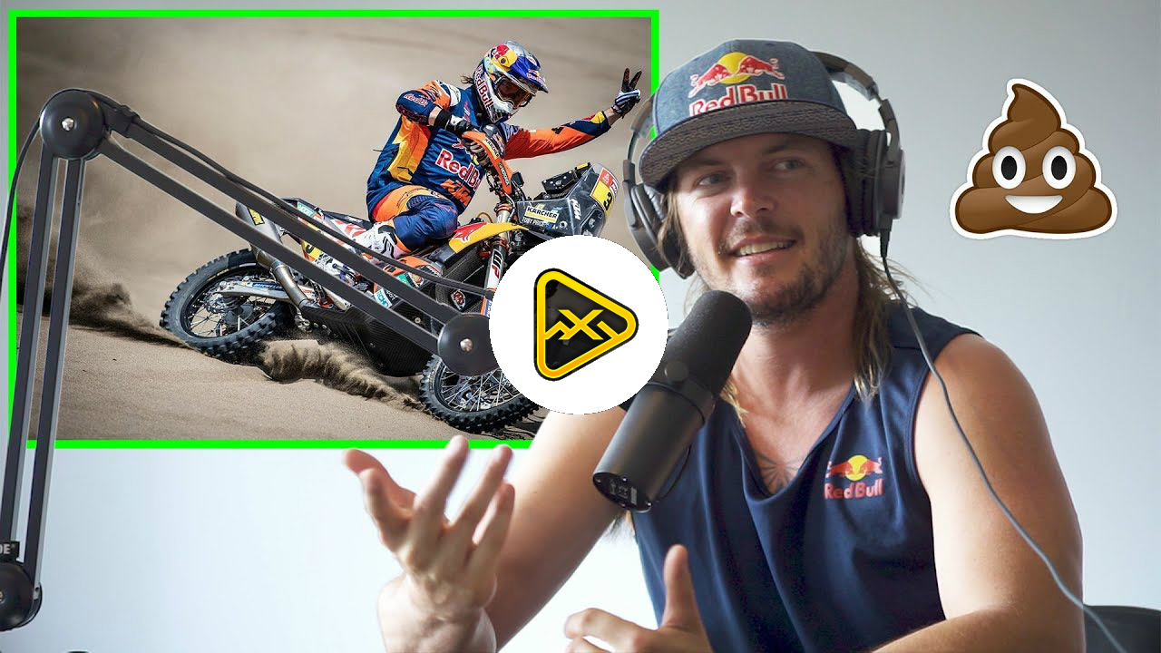 TOBY PRICE Interview – 'The time I SH*T myself at the Dakar Rally'