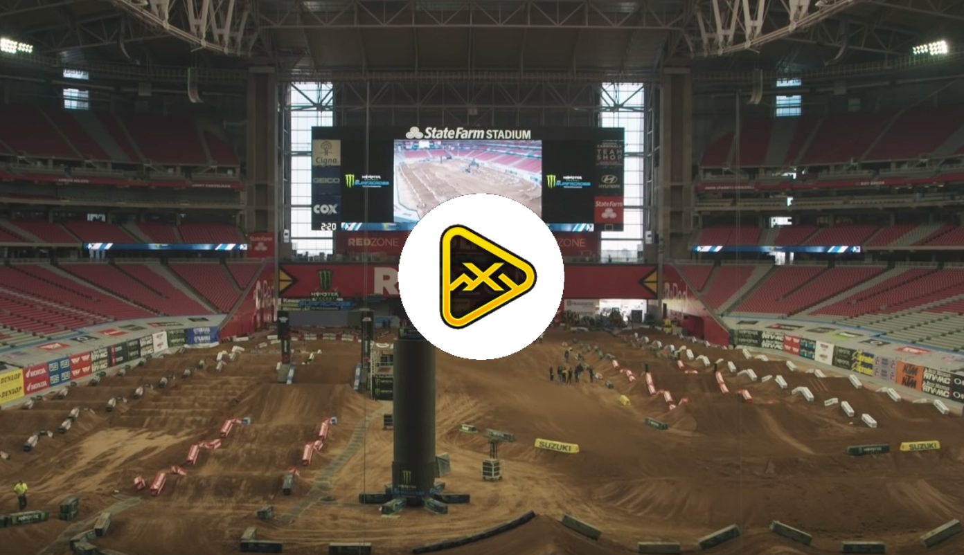 Press Day Highlights – 2019 Glendale SX