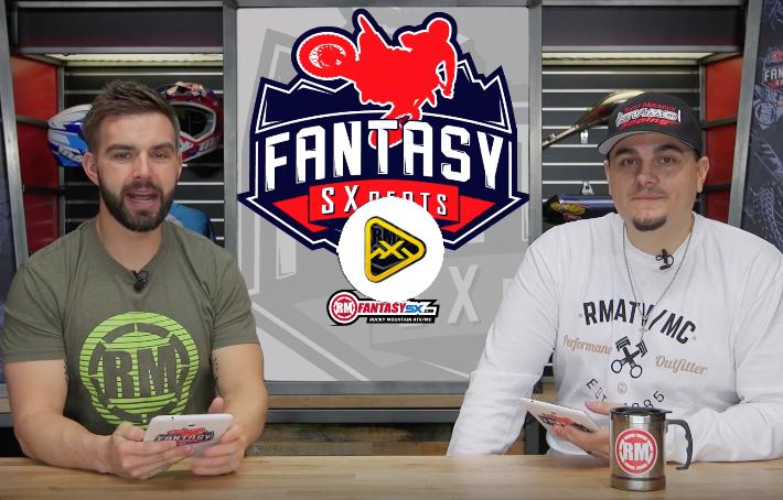 RMFantasy SXperts Round 3 | 2019 Anaheim 2 SX