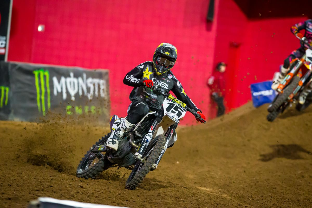 Dean Wilson Re-Signs with Rockstar Husqvarna to Fill In