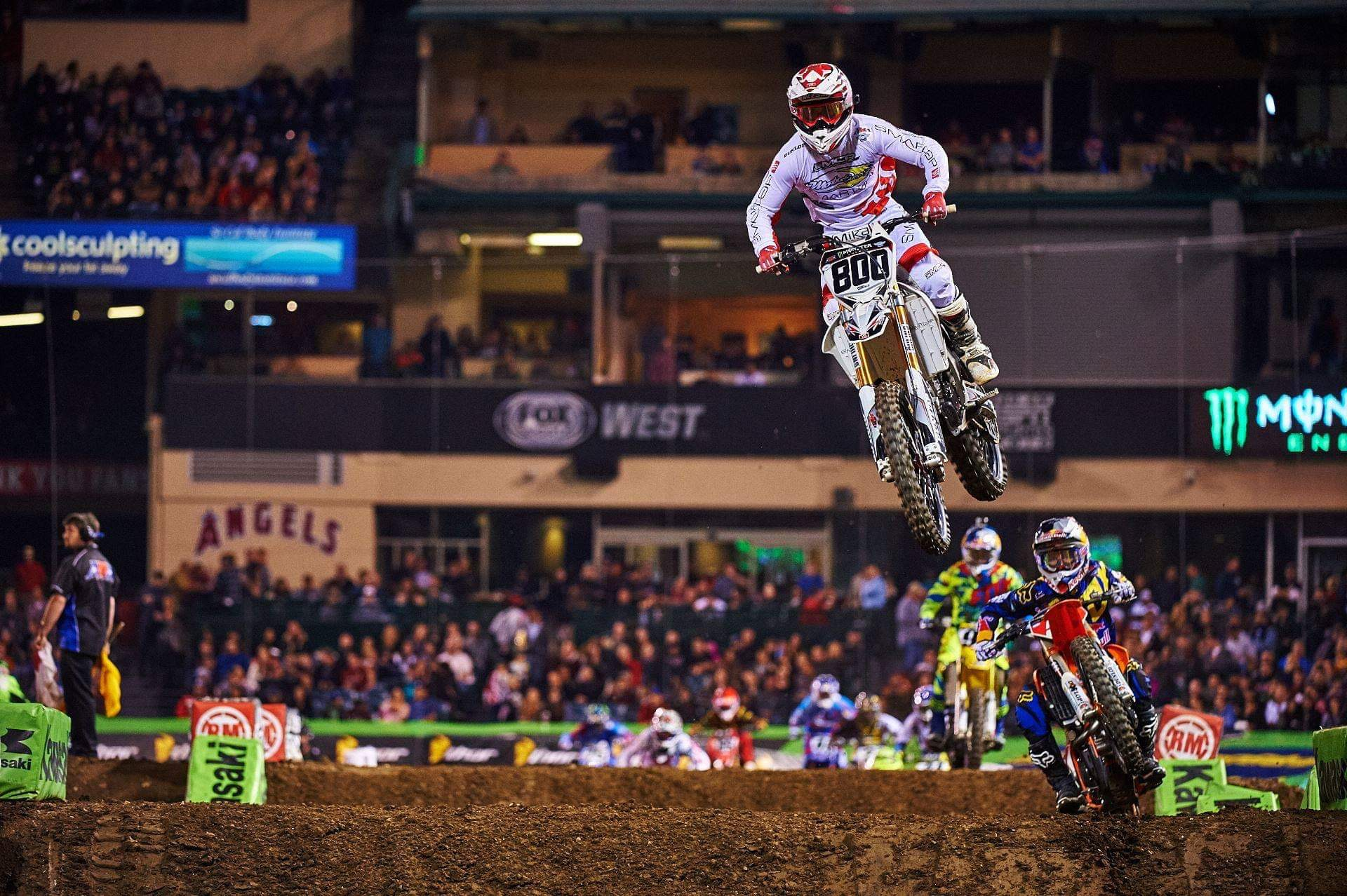 Mike Alessi Returning to SX – Fill in for Friese