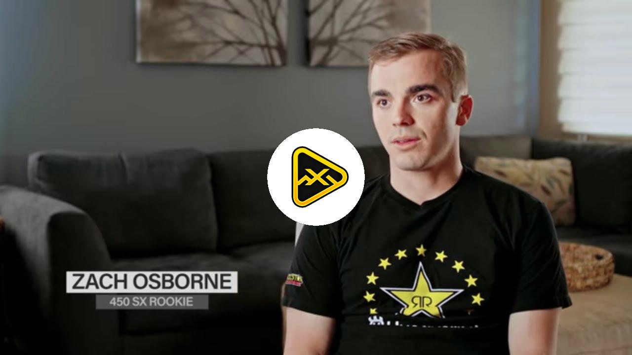 SX Rider Feature – Zach Osborne