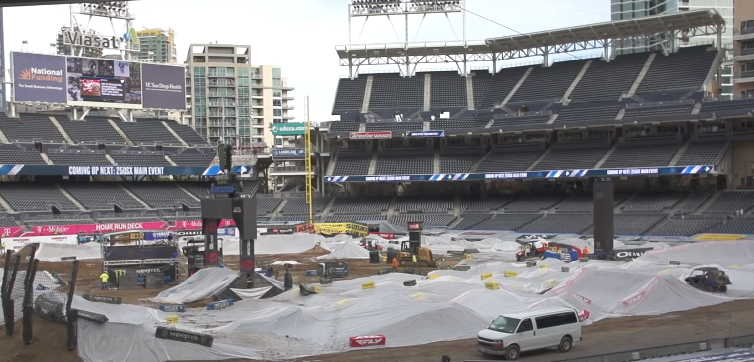 Track Conditions Report – 2019 San Diego SX