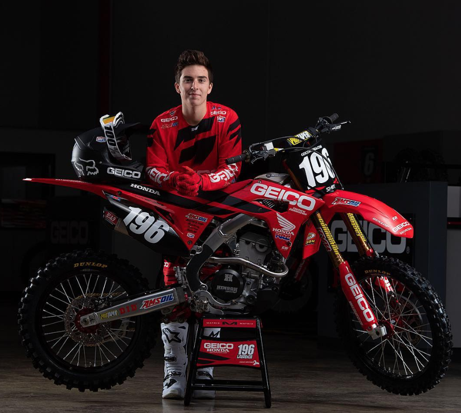 Hunter Lawrence Injured – Out for SX Debut