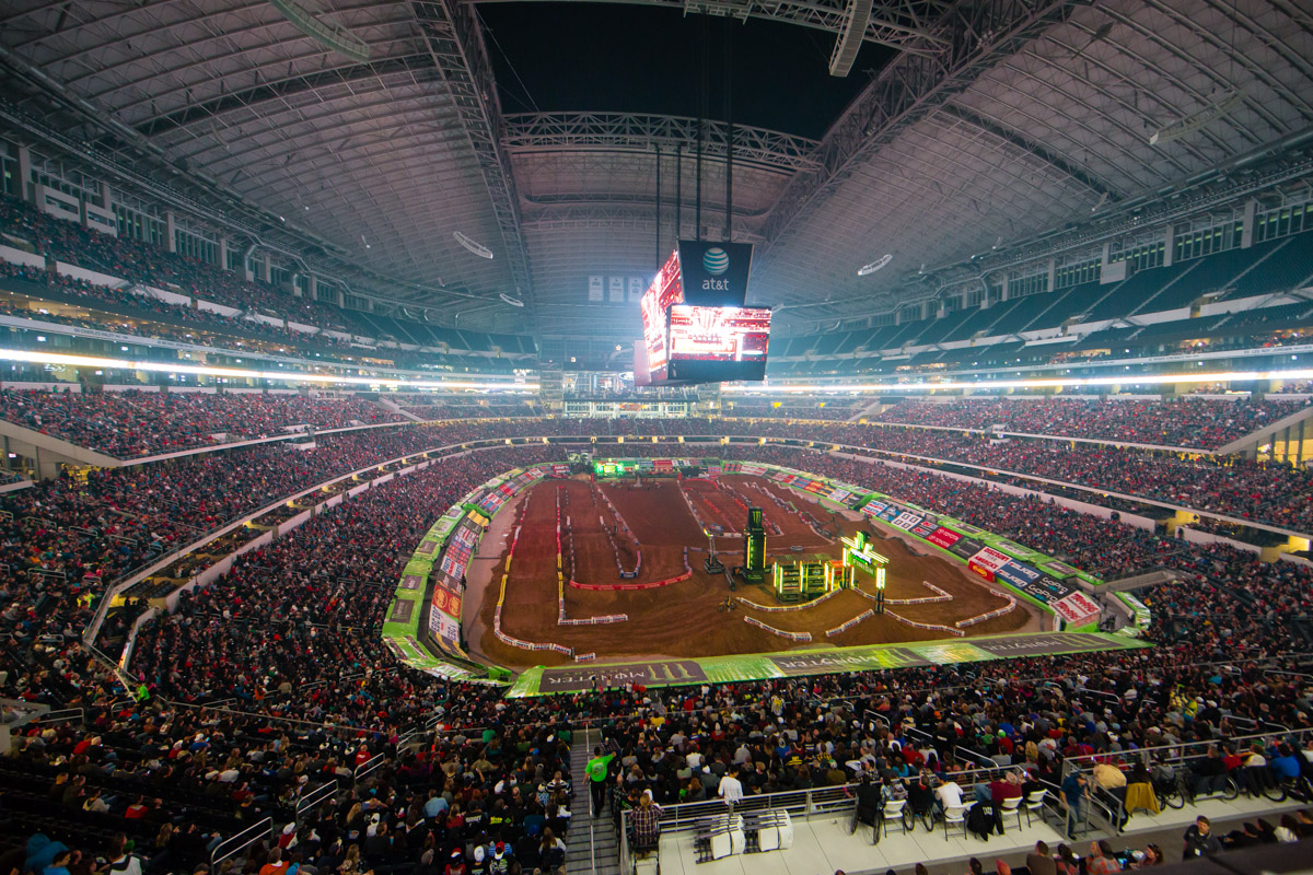 How to Watch and Follow Arlington SX Live Online