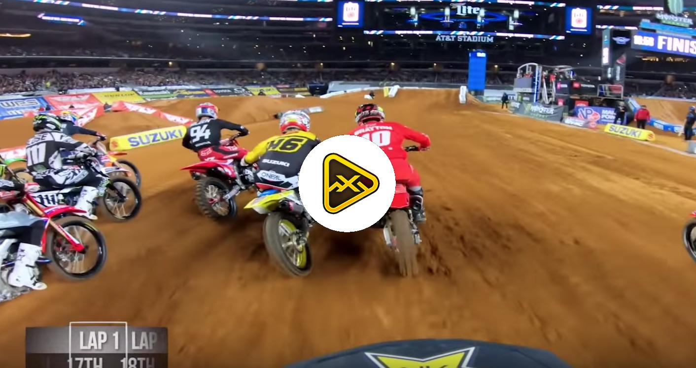 GoPro: Dean Wilson at 2019 Arlington SX