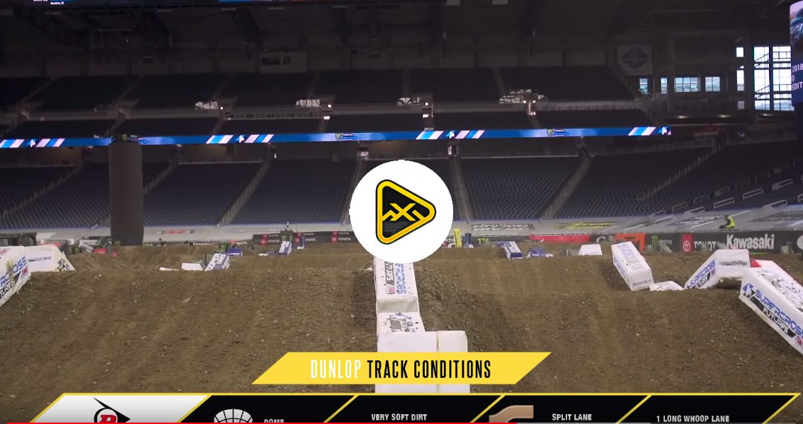 Track Conditions Report – 2019 Detroit SX