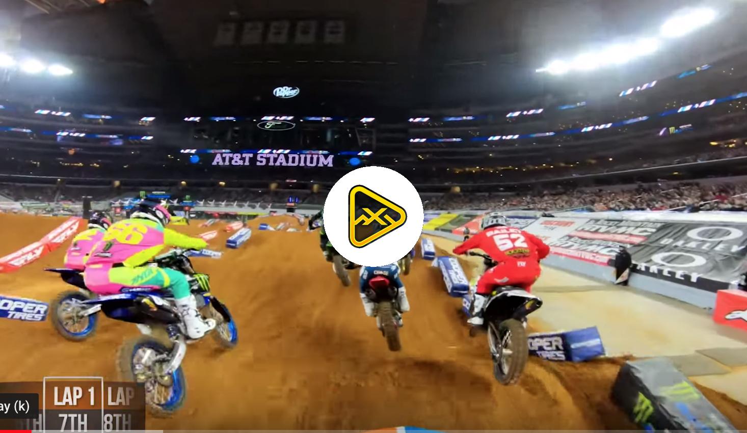 GoPro: Jordon Smith Main Event – Arlington SX