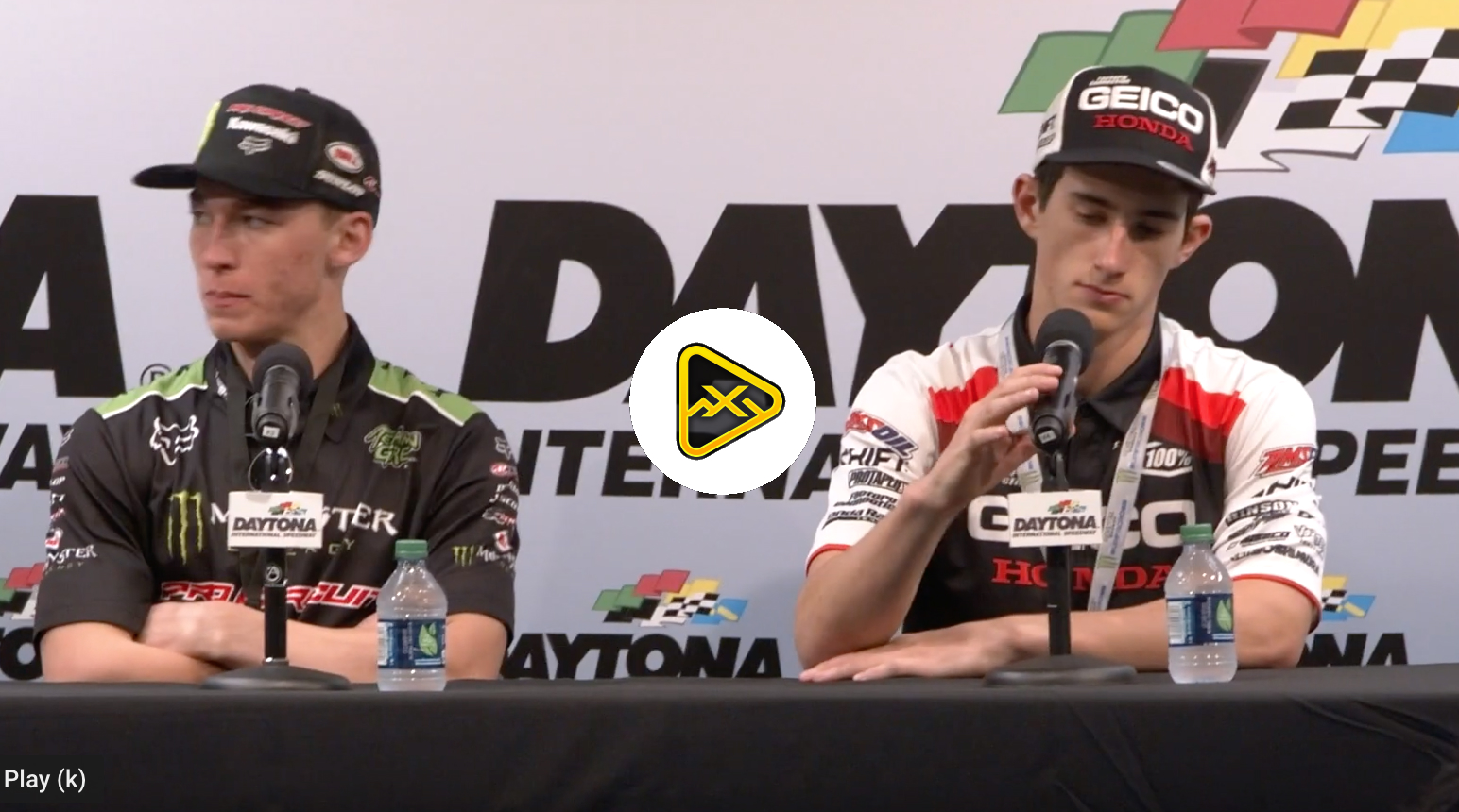 Post Race 250 Press Conference – Daytona SX